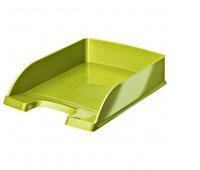 Półka na dokumenty Leitz WOW, Zielony, Szufladki na biurko, Archiwizacja dokumentów