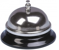 Reception Bell Q-CONNECT, diameter 85mm