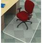 Mata pod krzesło Q-CONNECT,  na dywany,  122x91, 4cm,  prostokątna