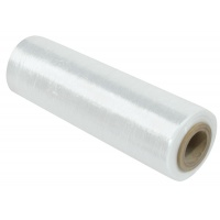 Stretch Foil Wrap Q-CONNECT, 1. 5kg, 23 microns, clear