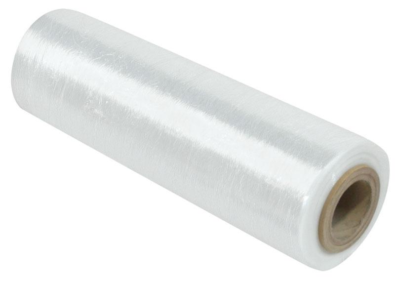 Folia stretch Q-CONNECT, 1,5kg, 23mikr., transparentna