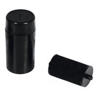 Tusz do metkownicy jednorzędowa, Q-CONNECT, średnica 18 mm, czarny, Metkownice, Urządzenia i maszyny biurowe