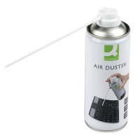 Air Duster Q-CONNECT, flammable, 400ml