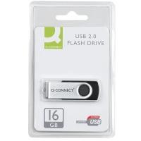 Nośnik pamięci Q-CONNECT USB, 4GB, Nośniki danych, Akcesoria komputerowe