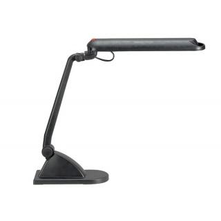 Lampka energooszczędna na biurko MAULadria, 11W, czarna, Lampki, Urządzenia i maszyny biurowe