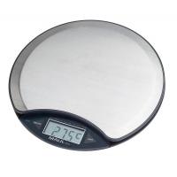 Waga elektroniczna MAUL MaulDisc, 5kg, srebrna, Wagi, Urządzenia i maszyny biurowe