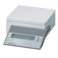 Waga elektroniczna MAUL MaulLogic, 10kg, z podłączeniem do komputera, biała, Wagi, Urządzenia i maszyny biurowe