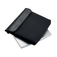 Etui na laptopa Neopren neopren 360x330x15mm czarne, Torby, teczki i plecaki, Archiwizacja dokumentów
