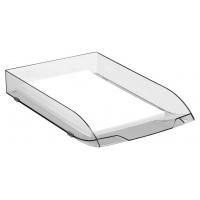 Szufladka na biurko CEP Ice, polistyren, A4, czarna