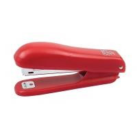 Zszywacz 19 zszywa do 10 kartek zintegrowany rozszywacz czerwony zszywki GRATIS, Zszywacze, Drobne akcesoria biurowe