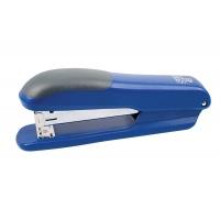 Zszywacz SAX49, zszywa do 25 kartek, niebieski, zszywki GRATIS, Zszywacze, Drobne akcesoria biurowe