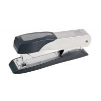 Zszywacz SAX140, zszywa do 45 kartek, front loader, srebrny, Zszywacze, Drobne akcesoria biurowe