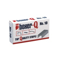 Staples ICO Boxer, 10/5, galvanised, 1000pcs