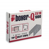 Staples ICO Boxer, 23/10, galvanised, 1000pcs