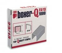 Zszywki ICO Boxer, 23/13, galwanizowane, 1000szt., Zszywki, Drobne akcesoria biurowe