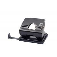Dziurkacz SAX406, dziurkuje do 30 kartek, czarny, Dziurkacze, Drobne akcesoria biurowe