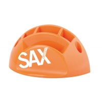 Desk Organiser SAX Design, with separators, orange