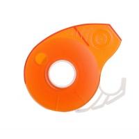 Dyspenser do taśm Smart, pomarańczowy, Taśmy biurowe, Drobne akcesoria biurowe