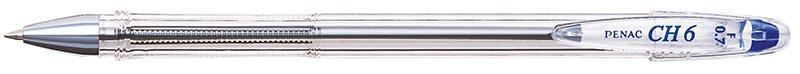 Długopis PENAC CH6 0,7mm, niebieski