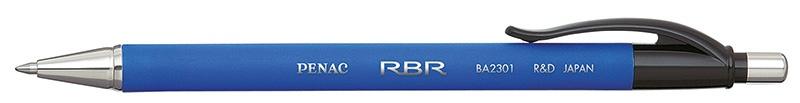Długopis automatyczny PENAC RBR 0,7mm, niebieski