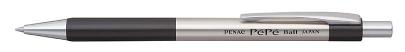 Długopis automatyczny PENAC Pepe 0,7mm, czarny