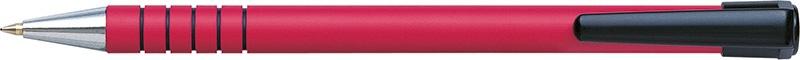 Długopis automatyczny PENAC RB085 1,0mm, czerwony