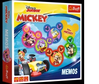 01601 GRA - Memos Mickey RR / Disney Mickey and the Roadster Racers, Gry, Zabawki
