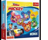 01609 GRA - Mickey RR: Ready to Ride! / Disney Mickey and the Roadster Racers, Gry, Zabawki