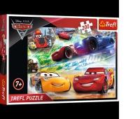 13232 200 - Droga do zwycięstwa / Disney Cars 3, Puzzle, Zabawki