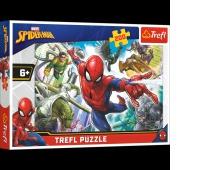 13235 200 - Urodzony bohater / Disney Marvel Spiderman, Puzzle, Zabawki