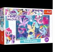 18216 30 - Dołącz do zabawy / Hasbro My Little Pony Movie 2017, Puzzle, Zabawki