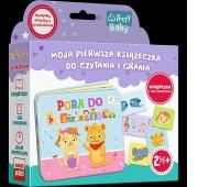 22003 KSIĄŻECZKI - Pora do przedszkola / Trefl Baby, Książeczki, Zabawki