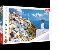 26119 1500 - Santorini, Grecja / WŁODARCZYK, Puzzle, Zabawki