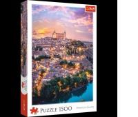 26146 1500 - Toledo, Hiszpania / 500px_L, Puzzle, Zabawki