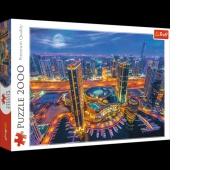 27094 2000 - Światła Dubaju / 500px_L, Puzzle, Zabawki