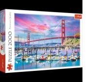 27097 2000 - Golden Gate, San Francisco / Getty Images_L, Puzzle, Zabawki