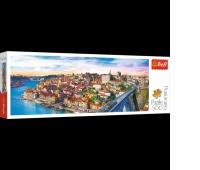 29502 500 Panorama - Porto, Portugalia / Fotolia_L, Puzzle, Zabawki