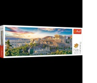 29503 500 Panorama - Akropol, Ateny / Fotolia_L, Puzzle, Zabawki