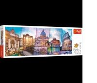 29505 500 Panorama - Podróż do Włoch / Fotolia_L, Puzzle, Zabawki