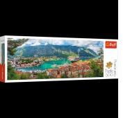 29506 500 Panorama - Kotor, Czarnogóra / 500px_L, Puzzle, Zabawki