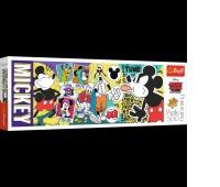 29511 500 Panorama - Legendarna Myszka Miki / Disney Mickey Mouse and Friends, Puzzle, Zabawki