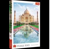 37164 500 - Taj Mahal / FLASH PRESS MEDIA, Puzzle, Zabawki