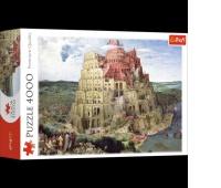 45001 4000 - Wieża Babel / Bridgeman_L, Puzzle, Zabawki