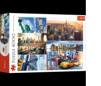 45006 4000 - Nowy Jork - kolaż / 500px_L, Puzzle, Zabawki