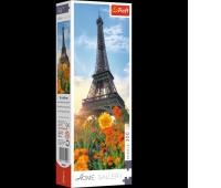 75000 300 Home Gallery - Wieża Eiffela pośród kwiatów / 500px_L, Puzzle, Zabawki