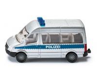 S0804 Siku 08 - Policyjny Van, Zabawki
