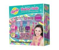MANICURE STUDIO 3 lakiery, Produkty kreatywne, Zabawki