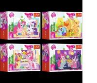 54128 54 Mini - Kucyki Pony / Hasbro, My Little Pony, Puzzle, Zabawki