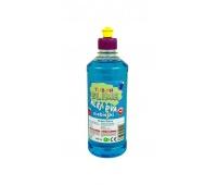 Niebieski klej PVA 500 ml, Kleje, Artykuły szkolne
