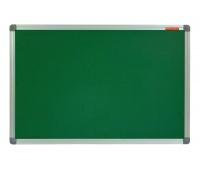 TABLICA KREDOWA MAGNETYCZNA ZIELONA90X60CM W KRATKĘ 5X5CM W RAMIE ALUMINIOWEJ CLASSIC, Tablice kredowe, Prezentacja